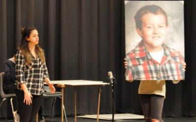 Morrison High School Students Hear Inspiring Assembly